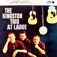 Cover The Kingston Trio - The Seine