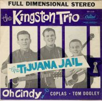 Cover The Kingston Trio - The Tijuana Jail