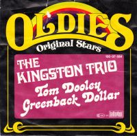 Cover The Kingston Trio - Tom Dooley