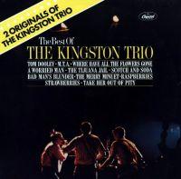 Cover The Kingston Trio - Two Originals Of The Kingston Trio