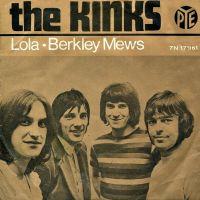 Cover The Kinks - Lola