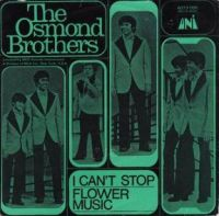 Cover The Osmond Brothers - I Can't Stop