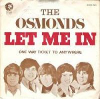 Cover The Osmonds - Let Me In