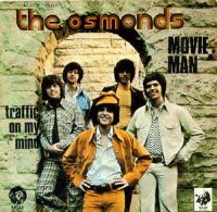 Cover The Osmonds - Movie Man