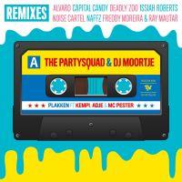 Cover The Partysquad & DJ Moortje feat. Kempi, Adje & MC Pester - Plakken