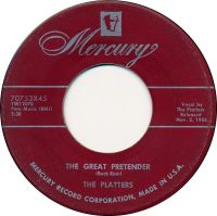 Cover The Platters - The Great Pretender