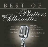 Cover The Platters / The Silhouettes - Best Of
