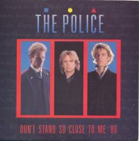 Cover The Police - Don't Stand So Close To Me '86
