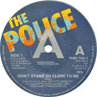 Cover The Police - Don't Stand So Close To Me