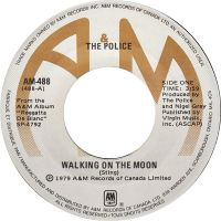 Cover The Police - Walking On The Moon