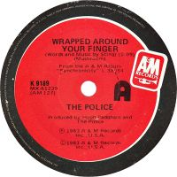 Cover The Police - Wrapped Around Your Finger