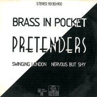Cover The Pretenders - Brass In Pocket