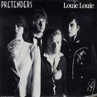 Cover The Pretenders - Louie Louie