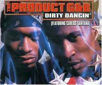 Cover The Product G&B feat. Carlos Santana - Dirty Dancin'
