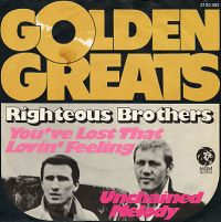 Cover The Righteous Brothers - You've Lost That Lovin' Feelin'