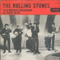 Cover The Rolling Stones - As Tears Go By / 19th Nervous Breakdown