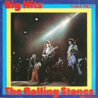 Cover The Rolling Stones - Big Hits Volume 3