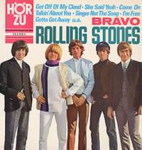 Cover The Rolling Stones - Bravo Rolling Stones