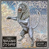 Cover The Rolling Stones - Bridges To Babylon