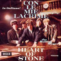 Cover The Rolling Stones - Con le mie lacrime