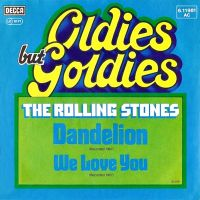 Cover The Rolling Stones - Dandelion