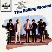 Cover The Rolling Stones - Die weisse Serie