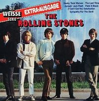 Cover The Rolling Stones - Die weisse Serie Extra-Ausgabe