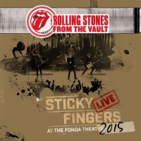 Cover The Rolling Stones - From The Vault - Sticky Fingers - Live At The Fonda Theatre 2015