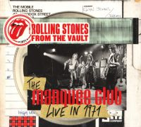 Cover The Rolling Stones - From The Vault - The Marquee Club: Live In 1971