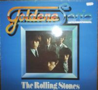 Cover The Rolling Stones - Golden Serie International