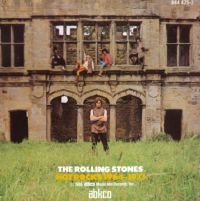 Cover The Rolling Stones - Hot Rocks 1964-1971