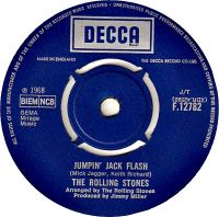 Cover The Rolling Stones - Jumpin' Jack Flash