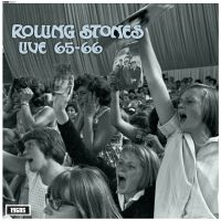 Cover The Rolling Stones - Live 65-66