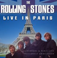 Cover The Rolling Stones - Live In Paris