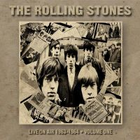 Cover The Rolling Stones - Live On Air 1963-1964 - Volume One