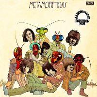 Cover The Rolling Stones - Metamorphosis