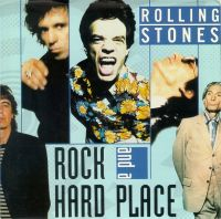 Cover The Rolling Stones - Rock And A Hard Place