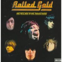 Cover The Rolling Stones - Rolled Gold