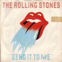 Cover The Rolling Stones - Send It To Me