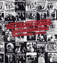 Cover The Rolling Stones - Singles Collection - The London Years