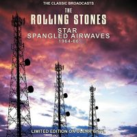 Cover The Rolling Stones - Star Spangled Airwaves 1964-66