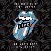 Cover The Rolling Stones - Steel Wheels Live