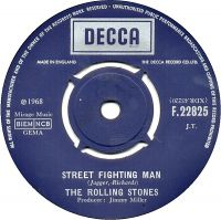 Cover The Rolling Stones - Street Fighting Man