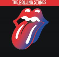 Cover The Rolling Stones - Studio Albums Vinyl Collection 1971-2016