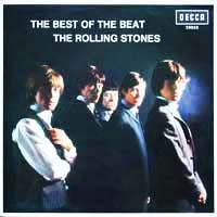 Cover The Rolling Stones - The Best Of The Beat