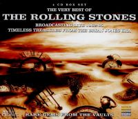 Cover The Rolling Stones - The Very Best Of The Rolling Stones - Broadcasting Live 1962-65