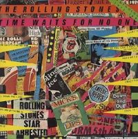 Cover The Rolling Stones - Time Waits For No One - Anthology 1971-1977