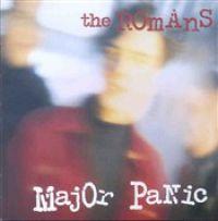 Cover The Romans - Major Panic