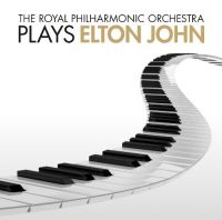 Cover The Royal Philharmonic Orchestra - Plays Elton John