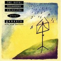 Cover The Royal Philharmonic Orchestra - Plays Genesis - Hits And Ballads